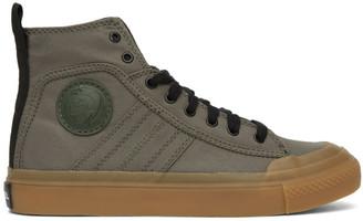 Diesel Green S-Astico Sneakers