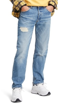 Levi's 501(R) '93 Ripped Straight Leg Jeans