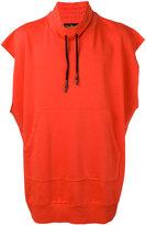 Vivienne Westwood sleeveless sweatshirt