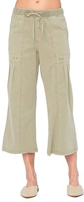 XCVI Mairead Pants in Stretch Poplin (Mira Pigment) Women's Casual Pants