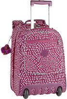 Kipling Clas Soobin back to school two-wheel nylon backpack