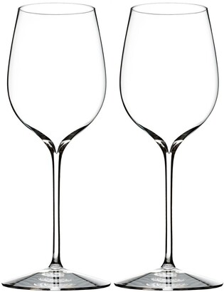 Waterford Elegance Set of 2 Fine Crystal Pinot Noir Glasses