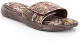 Under Armour Mens Ignite Camo Slide-On Sandals
