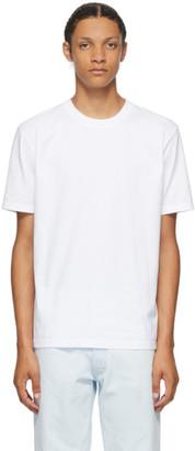 Maison Margiela White Jersey T-Shirt