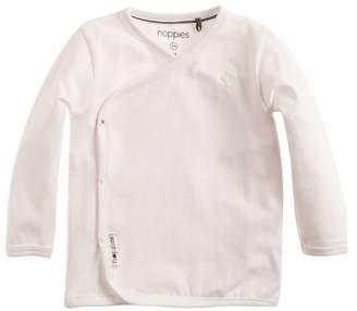 Noppies Unisex Baby U Long Sleeve Little T-Shirt,(Manufacturer Size:44)