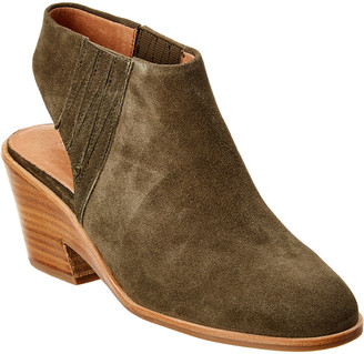 Gentle Souls By Kenneth Cole Blaise Suede Wedge