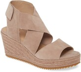 Eileen Fisher Willow Strappy Wedge Sandal