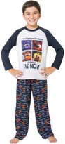 Intimo Five Nights at Freddy's I Survived the Night Pajama Set (Little Boys & Big Boys)