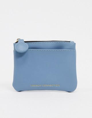 French Connection Faux Leather Small Coin Ladies' wallet