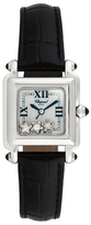 Chopard Vintage Happy Sport Square Stainless Steel & Diamond Watch, 31mm x 24mm