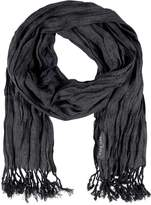 Pier 1 Imports Scarf navy silver