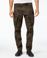 G Star Men's Rovic 3D Tapered Camouflage Cargo Pants