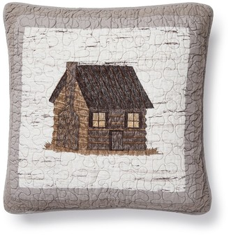 Donna Sharp Birch Forest Cabin Decorative Pillow