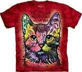 The Mountain Men's 9 Lives Cat T-Shirt