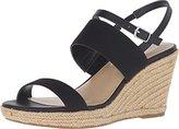 Bella Vita Women's Grayson Espadrille Wedge Sandal