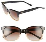 Tory Burch Women's 54Mm Sunglasses - Black