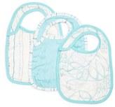 Aden Anais Infant Aden + Anais 3-Pack Snap Bibs