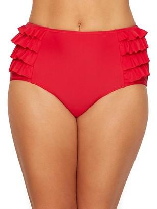 Pour Moi? Free Spirit Control Bikini Bottom