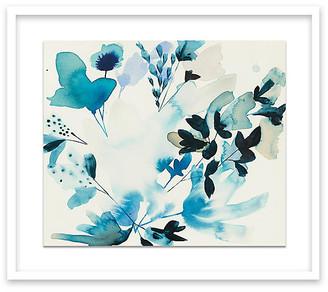 """One Kings Lane Jen Garrido - Wildflower Study Art - 21""""L X 24""""W"""