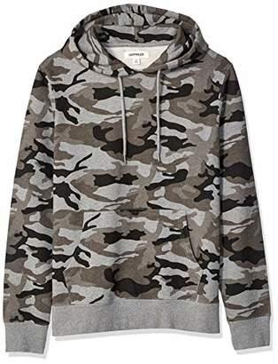Amazon Essentials Amazon Brand - Goodthreads Men's Pullover Fleece Hoodie
