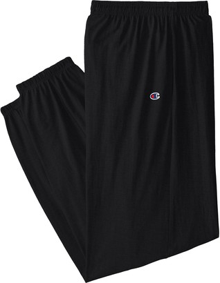 Champion Men's Big and Tall Big & Tall Closed Bottom Jersey Pant