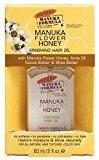 Palmers Manuka Formula Manuka Flower Honey Finishing Hair Oil 60ml (PACK OF 4)