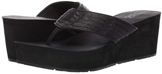 Flojos Jess (Black 1) Women's Sandals