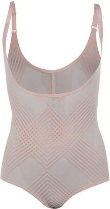Nancy Ganz Body Perfection Underbust Bodysuit