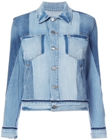 Frame Chest Pocket Denim Jacket