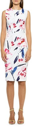 Alexia Admor Danica Floral Sheath Dress
