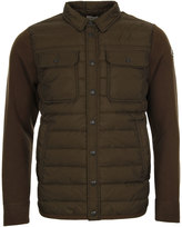 Moncler Knitted Cardigan 94216-00-94666-825 Olive