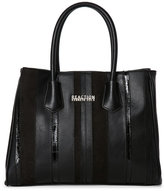 Kenneth Cole Reaction Black Victoria Satchel