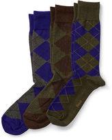 Polo Ralph Lauren Argyle Trouser Sock 3-Pack