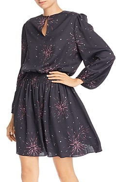 Joie Ramla Keyhole Dress