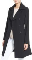 Diane von Furstenberg Women's Skirted Trench Coat