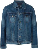 Diesel stonewashed denim jacket - men - Cotton - L