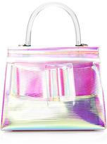Boyy PVC Karl Top Handle Bag 24cm
