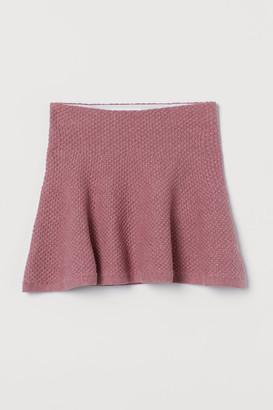 H&M Skater Skirt - Pink