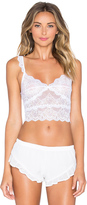 Only Hearts So Fine with Lace Crop Cami