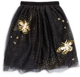 Billieblush Toddler's, Little Girl's & Girl's Butterfly Skirt