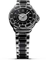 Tag Heuer Formula 1 Stainless Steel Watch with Pavé Diamonds, 36mm