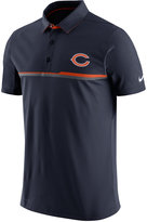 Nike Men's Chicago Bears Elite Polo Shirt