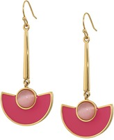 Kate Spade Taking Shapes Linear Earrings Earring