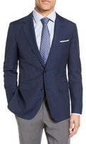 Bonobos Men's Jetsetter Trim Fit Stripe Wool Sport Coat