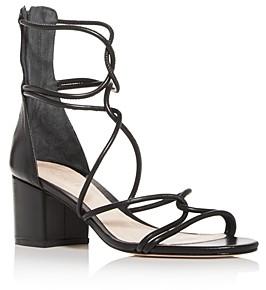 Schutz Women's Shayla Strappy Block-Heel Sandals