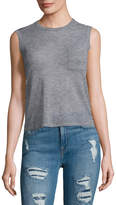 Autumn Cashmere Women's Cashmere Muscle Tee