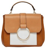 Urban Originals Reckless Destiny Faux Leather Satchel - Beige