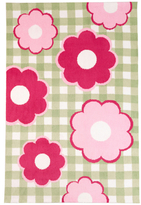 Kid Kraft Cottage Flowers Rug
