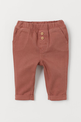 H&M Cotton trousers