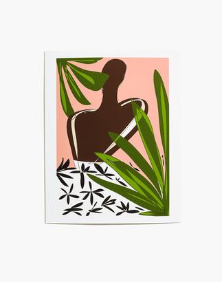 Madewell DIARRABLU Hidden in Ocho Rios Art Print